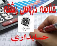 پاورپوینت کتابهای حسابداری