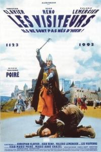 فیلم معجون زمان 1 (دوبله) - Les Visiteurs 1