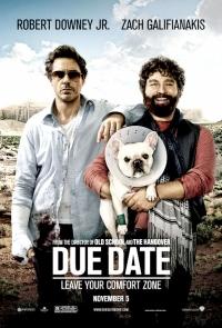 فیلم موعد مقرر (دوبله) - Due Date