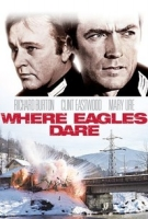 فیلم قعه عقابها (دوبله) - Where Eagles Dare