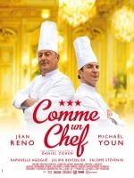 فیلم مثل یک سرآشپز (دوبله) - Le Chef