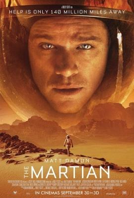 فیلم مریخی (دوبله) - The Martian