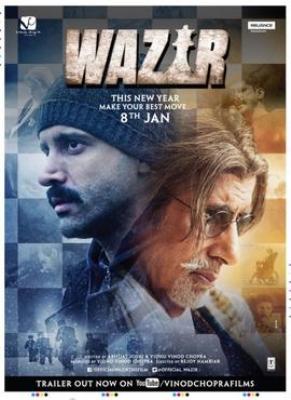 فیلم وزیر (دوبله) - Wazir