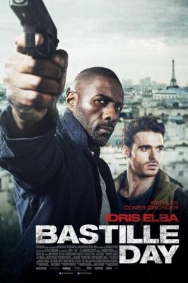 فیلم روز ملی (دوبله) - Bastille Day