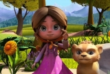 انیمیشن مینا و پلنگ (ایرانی)
