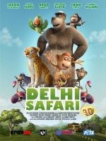 انیمیشن سفر به دهلی (دوبله) - Delhi Safari