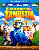 انیمیشن شهر پرندگان (دوبله) - Zambezia