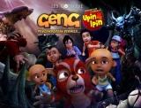 انیمیشن غریبه ها در کاپونگ (دوبله) - Geng