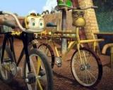 انیمیشن ایرانی زرد ، مشکی
