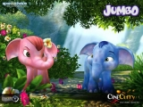 انیمیشن فیل کوچولوی آبی (دوبله) - Jumbo