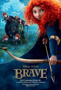 انیمیشن شجاع (دوبله) - Brave