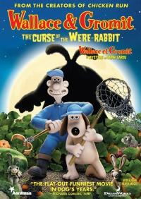 انیمیشن والاس و گرومیت (دوبله) - The Curse of the Were-Rabbit