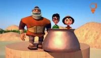 انیمیشن ایرانی شهر راز