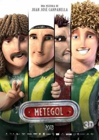 انیمیشن فوتبالدستی (دوبله) - Metegol