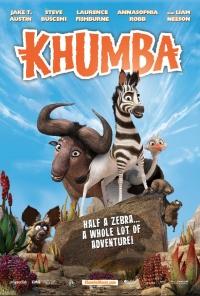 انیمیشن کومبا (دوبله) - Khumba