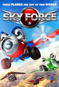 انیمیشن گروه امداد هوایی (دوبله) - Skye Force