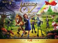 انیمیشن افسانه سرزمین اوز (دوبله) - Legend of Oz