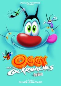 انیمیشن اوگی (دوبله) - Oggy