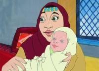 انیمیشن ایرانی داستان زال