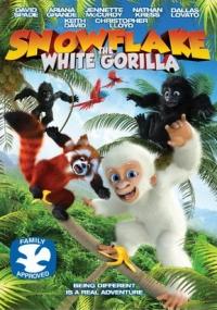انیمیشن گوریل سفید (دوبله) - Snowflake, the White Gorilla