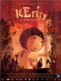 انیمیشن راز کتابخانه مادربزرگ (دوبله) - Kérity, la maison des contes