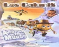 انیمیشن بالونی ها و سفربه آخردنیا (دوبله) - Los Baluni