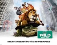 انیمیشن دنیای وحش (دوبله) - The Wild